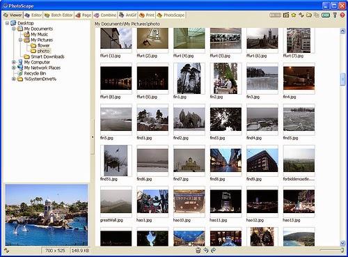 تحميل برنامج فوتو سكيب للصور