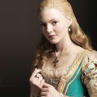 Eolyn, Lady of Telgar River Hold Holliday+Grainger+as+Lucrezia+Borgia