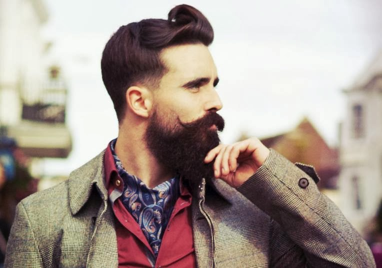 Cravat man