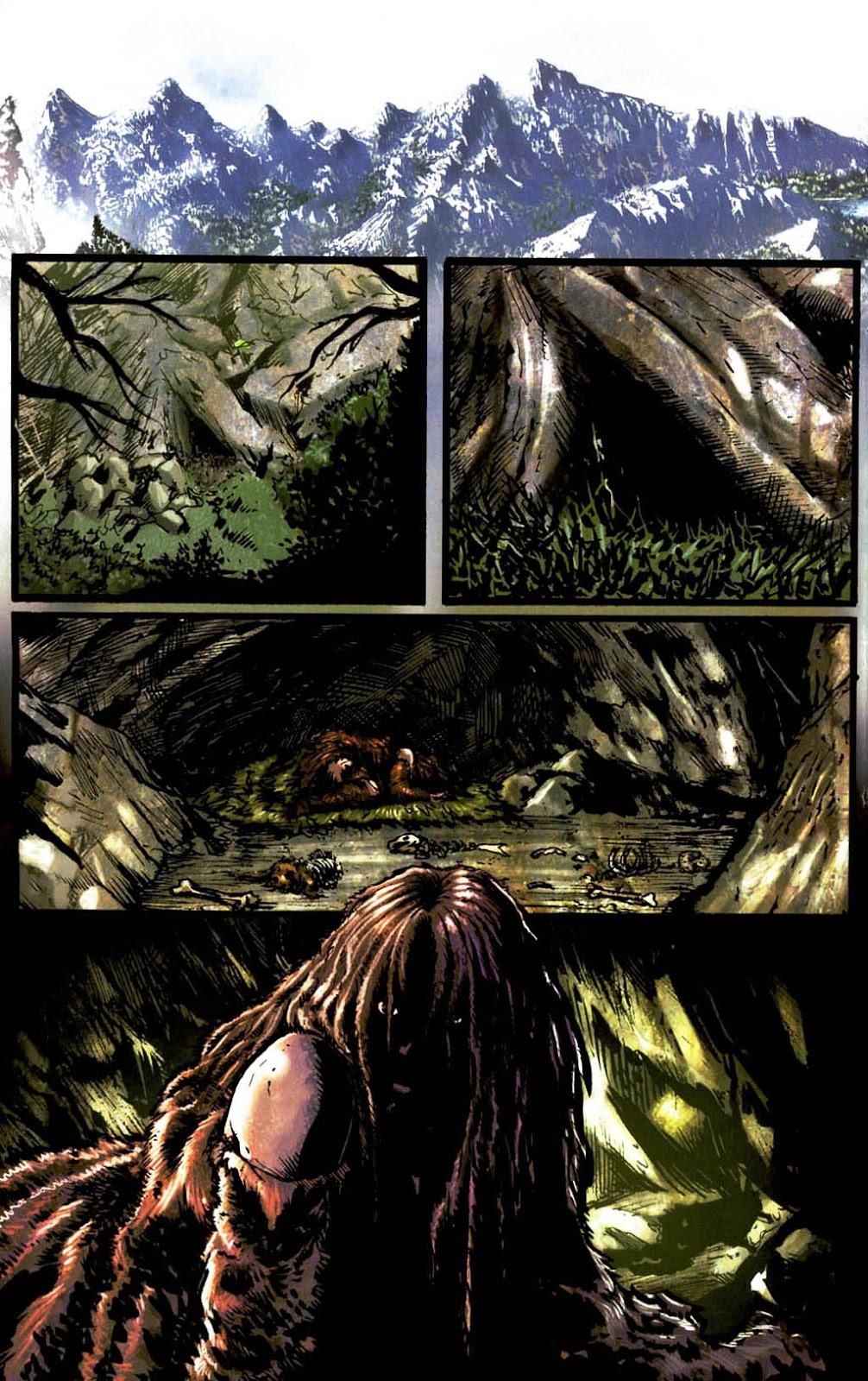 Read online Wolverine (2003) comic -  Issue #14 - 3