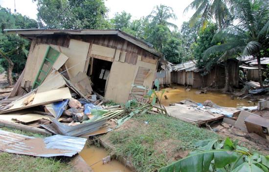 Malaysia Flood December 2014