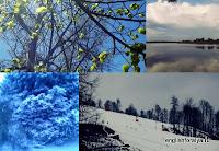 Времена года и погода. Песни, стихи, карточки