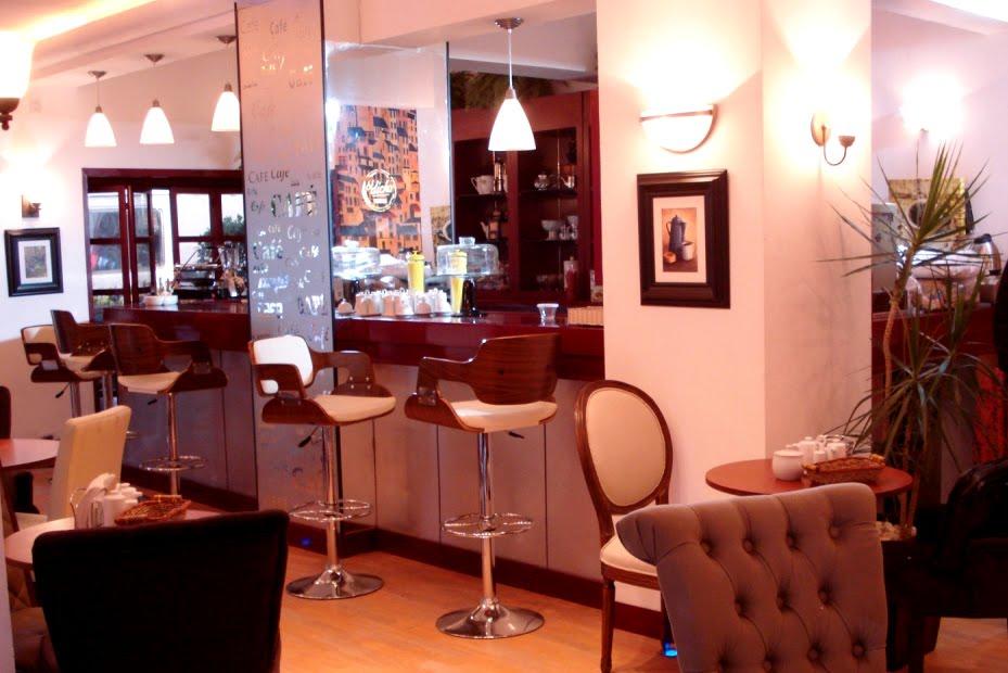 OUR OWN Interior Cafetera EL DICHO