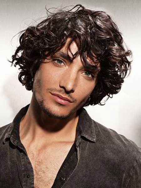 The Cool Shaggy Medium Length Hairstyle For Men Cool Hairstyle