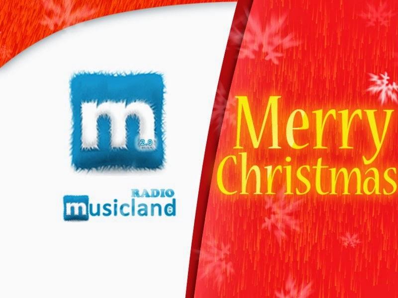 Babbo Natale lancia il suo messaggio tramite la Musicland