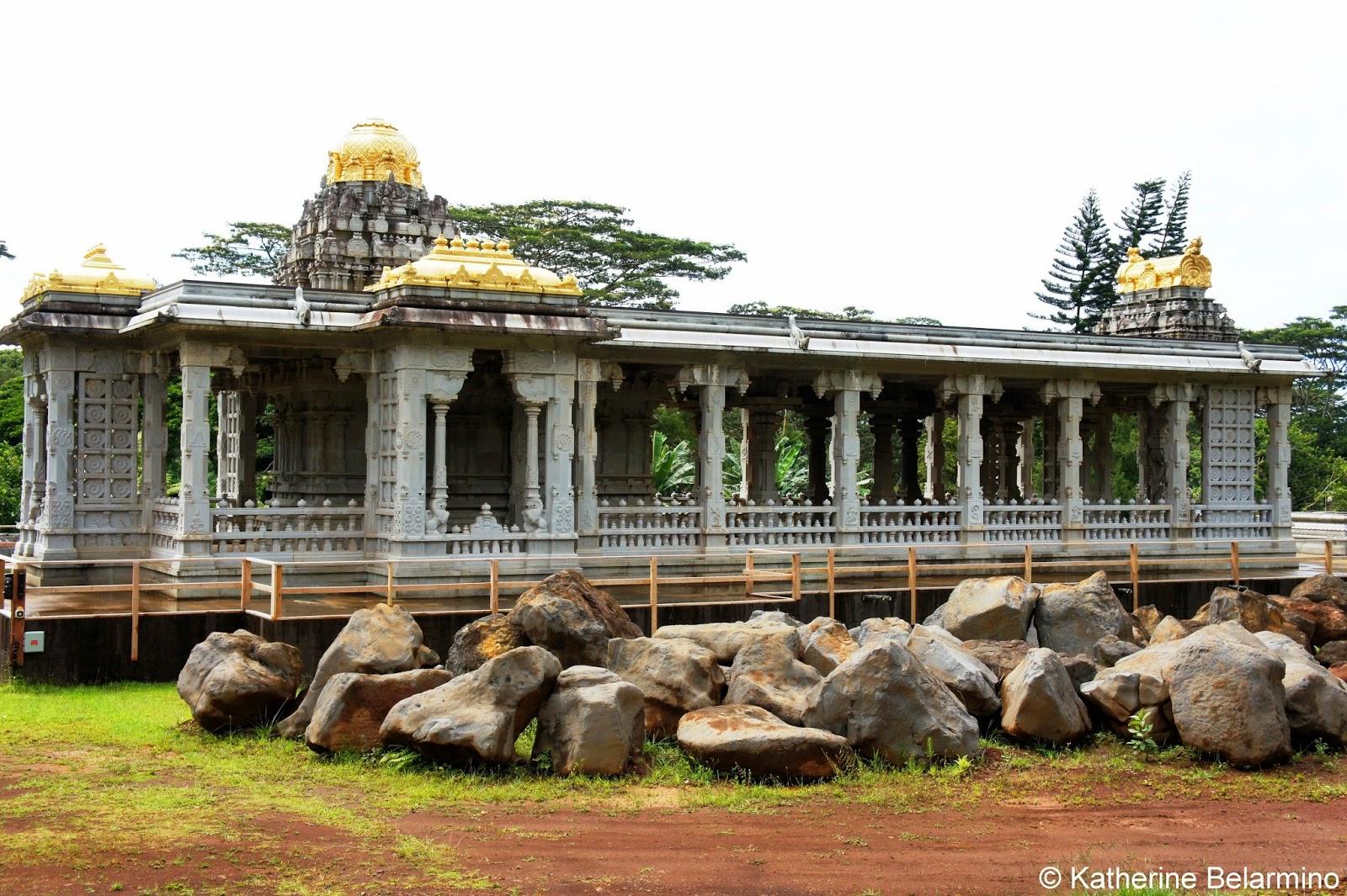 Kauai's Hindu Monastery 2014