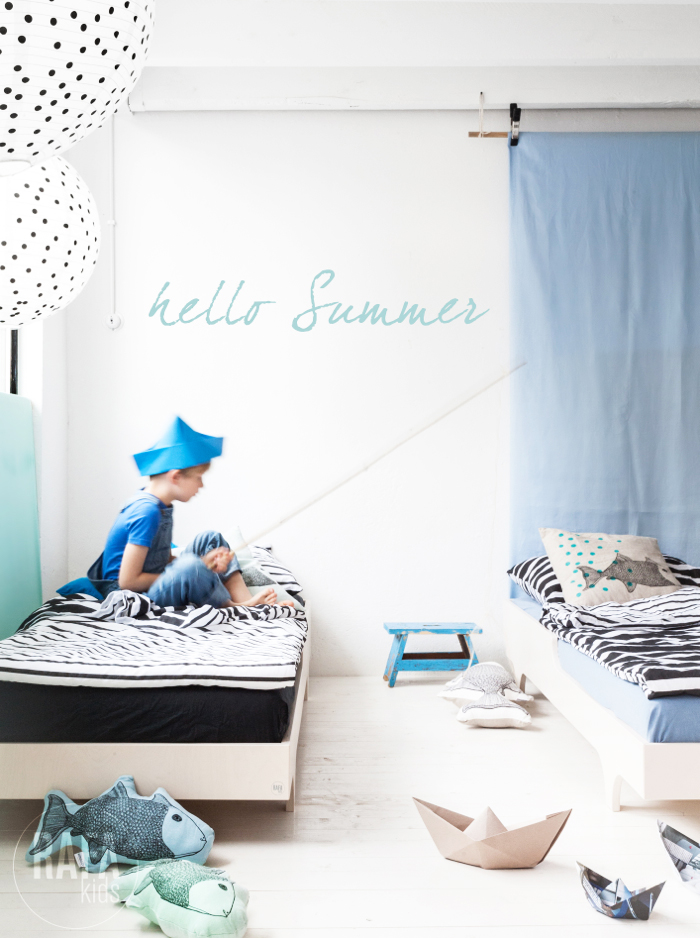 hello Summer from Rafa-kids brand for children