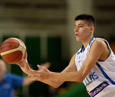 Εθνική Παίδων U16 | Ελλάδα-Ιταλία 45-62 (θέσεις 9-16)
