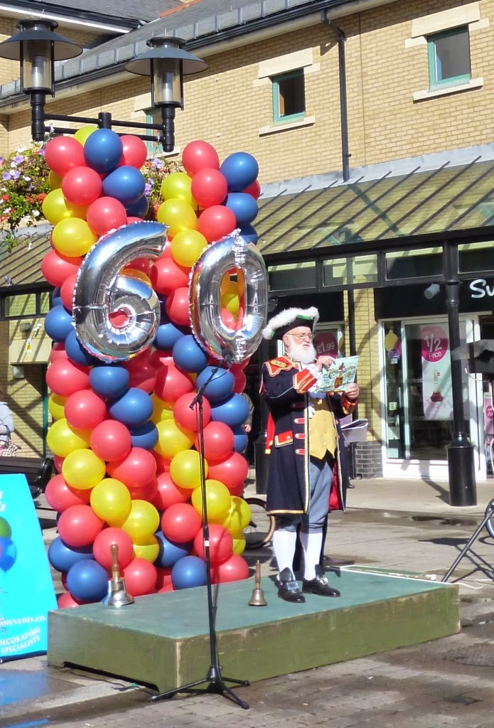National Town Crier Championships in 2012
