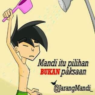 Akun Twitter @JarangMandi_