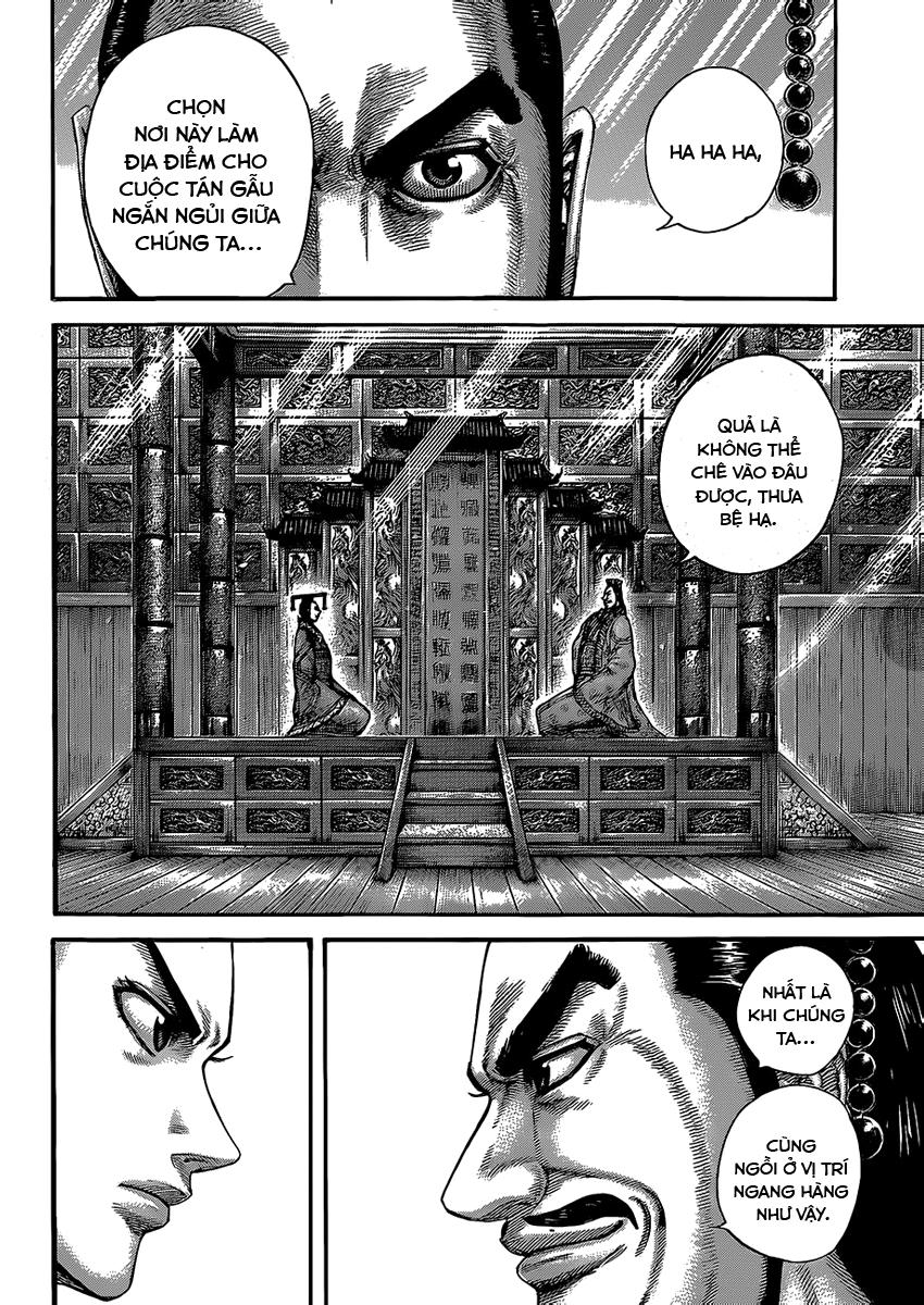 Kingdom - Vương Giả Thiên Hạ Chapter 420 - 422 page 53 - IZTruyenTranh.com