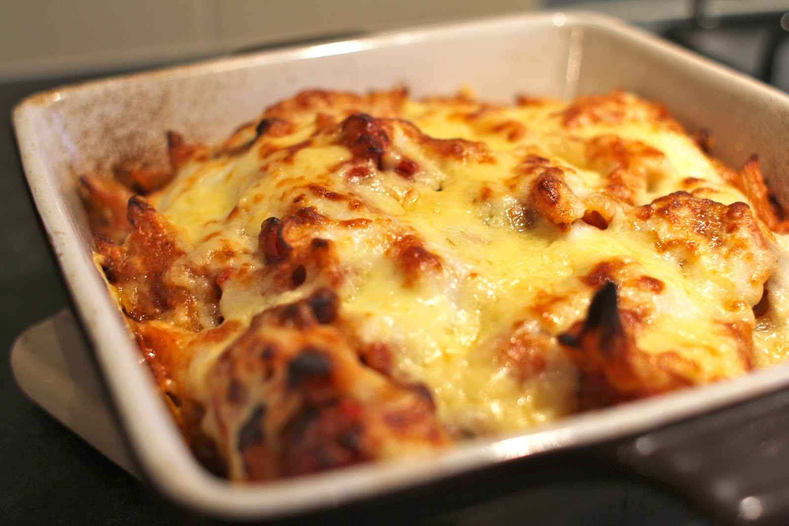 Baked Pasta Casserole Recipes — Dishmaps