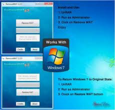 telecharger removewat 2.2.6 windows 7 gratuit