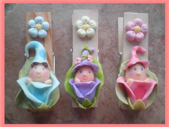 Deco gifts creazioni in pasta di mais folletti for Creazioni di natale fatte a mano