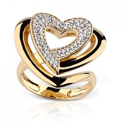 Anéis luxo - Ouro 18k