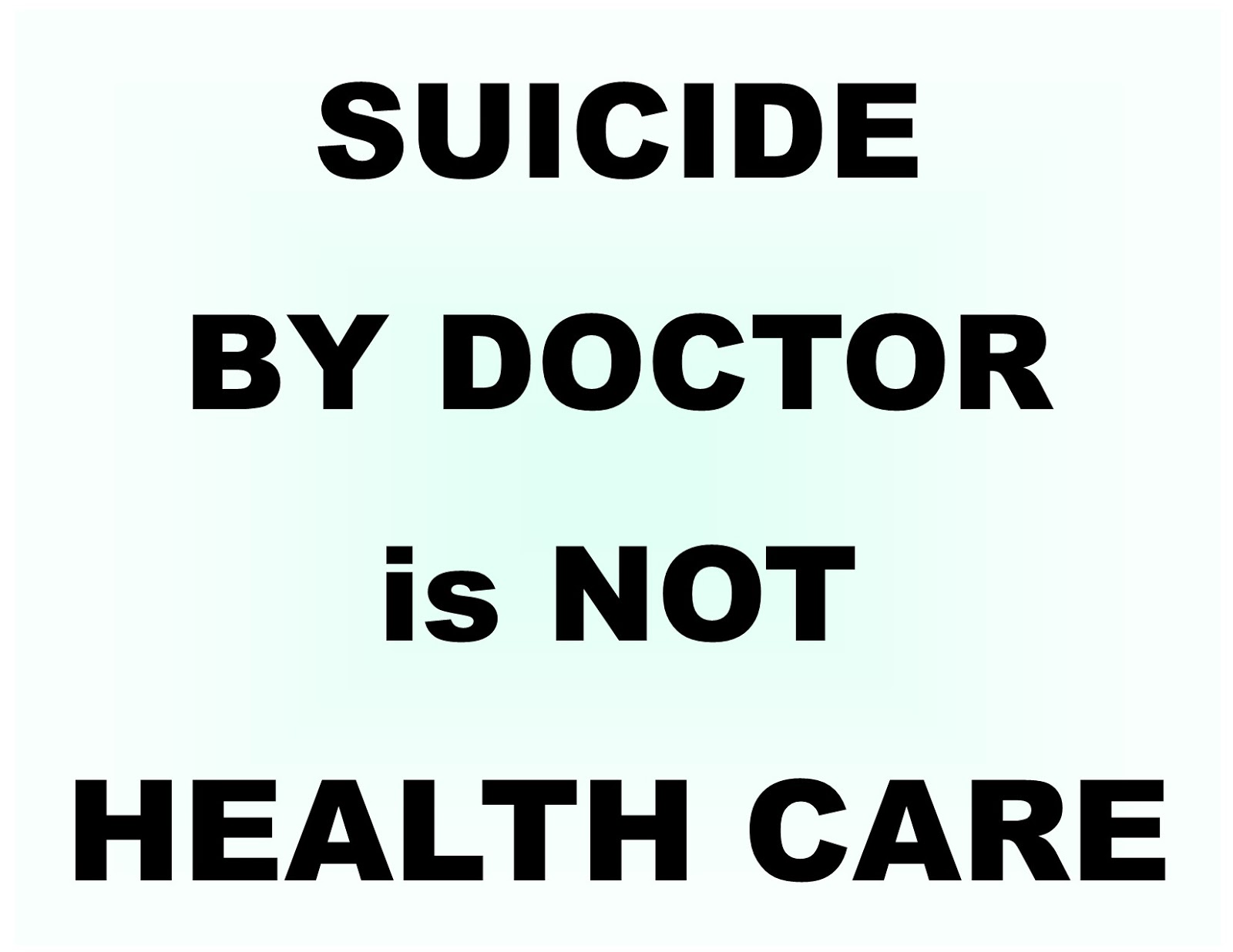 assisted suicide and depression Assisted suicide originated by the task force on the nurse's role in end-of-life decisions, center for  of depression), frequency, and severity, the lower the .