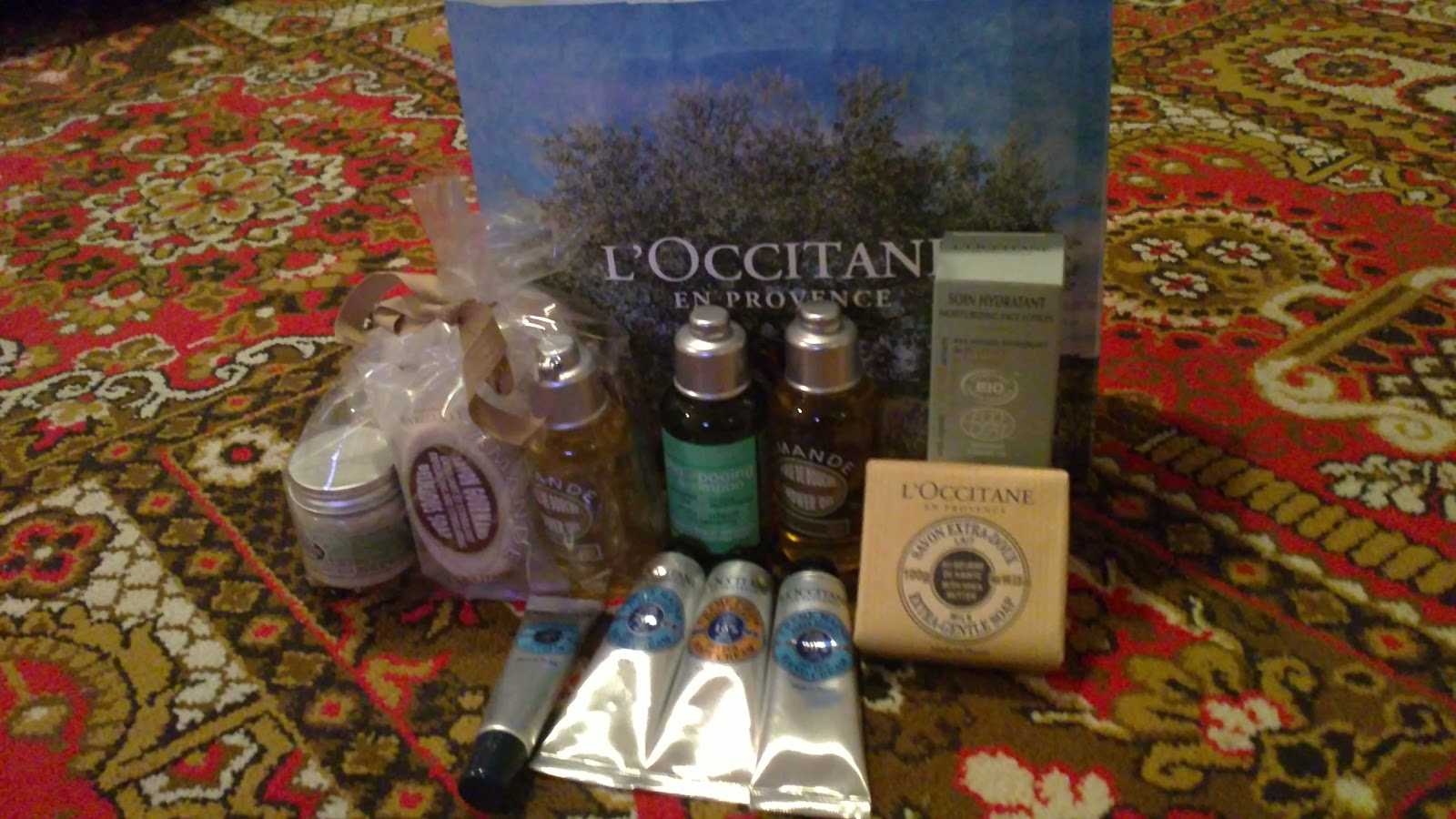 Gift Pack From LOccitane