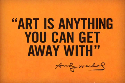 Art & Humanity: Art Quotes