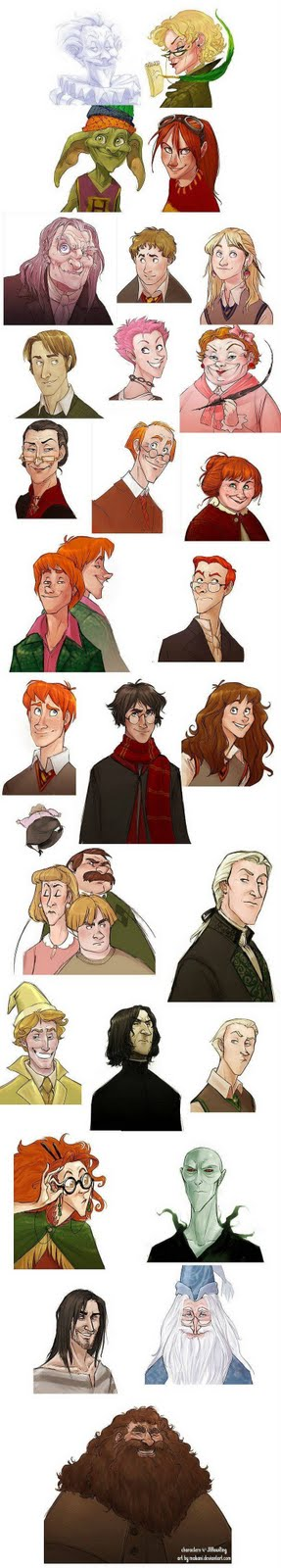 If Harry Potter was a Disney movie