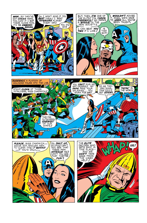 Captain America (1968) Issue #195 #109 - English 7