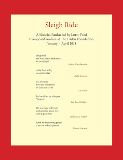 Sleigh Ride A Jūnicho Renku led by Lorin Ford
