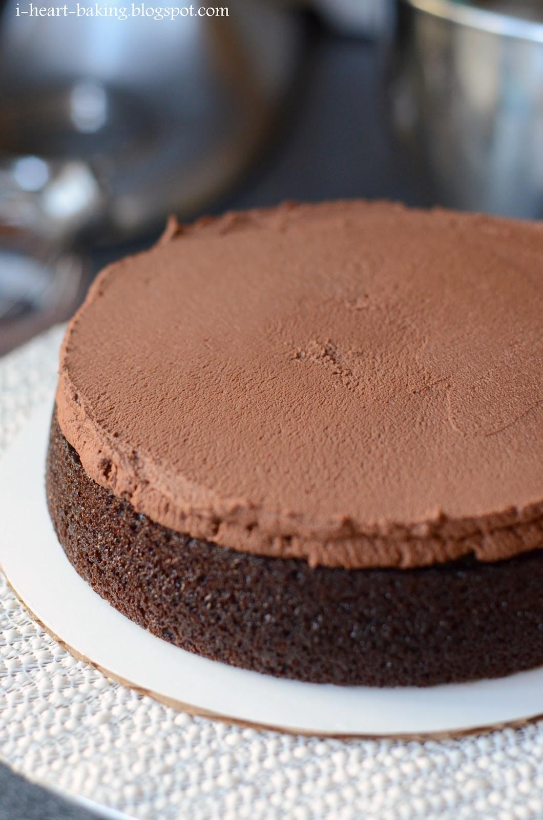 America test kitchen chocolate cake