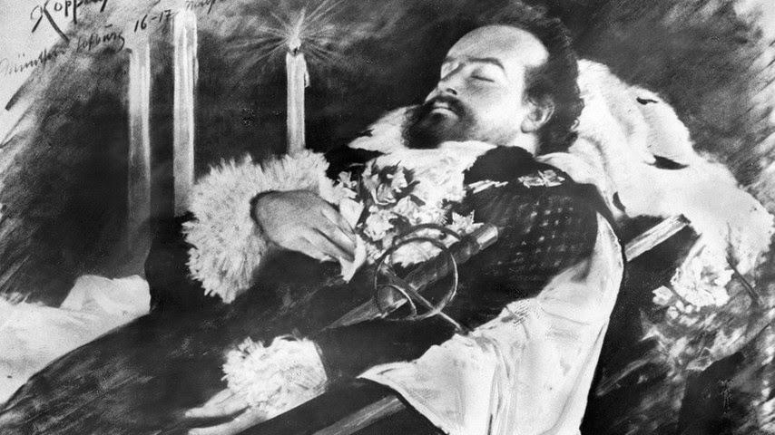 king ludwig dead