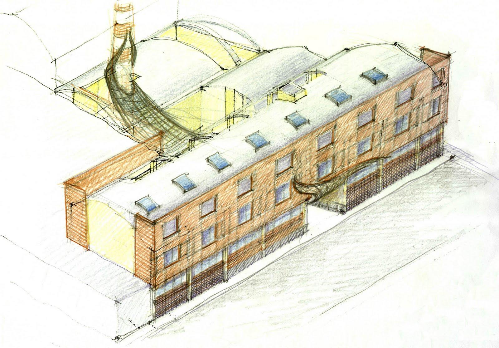 Vent 39 anni di disegni dell 39 arch antonio saporito disegno for Disegno del piano di architettura
