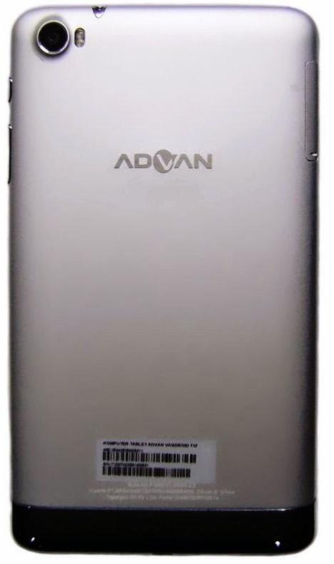 Tablet Advan Signature T1Z harga Murah dengan 2GB RAM
