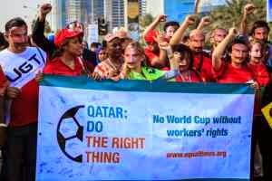 UNISON urges Provost to decline Qatar invite