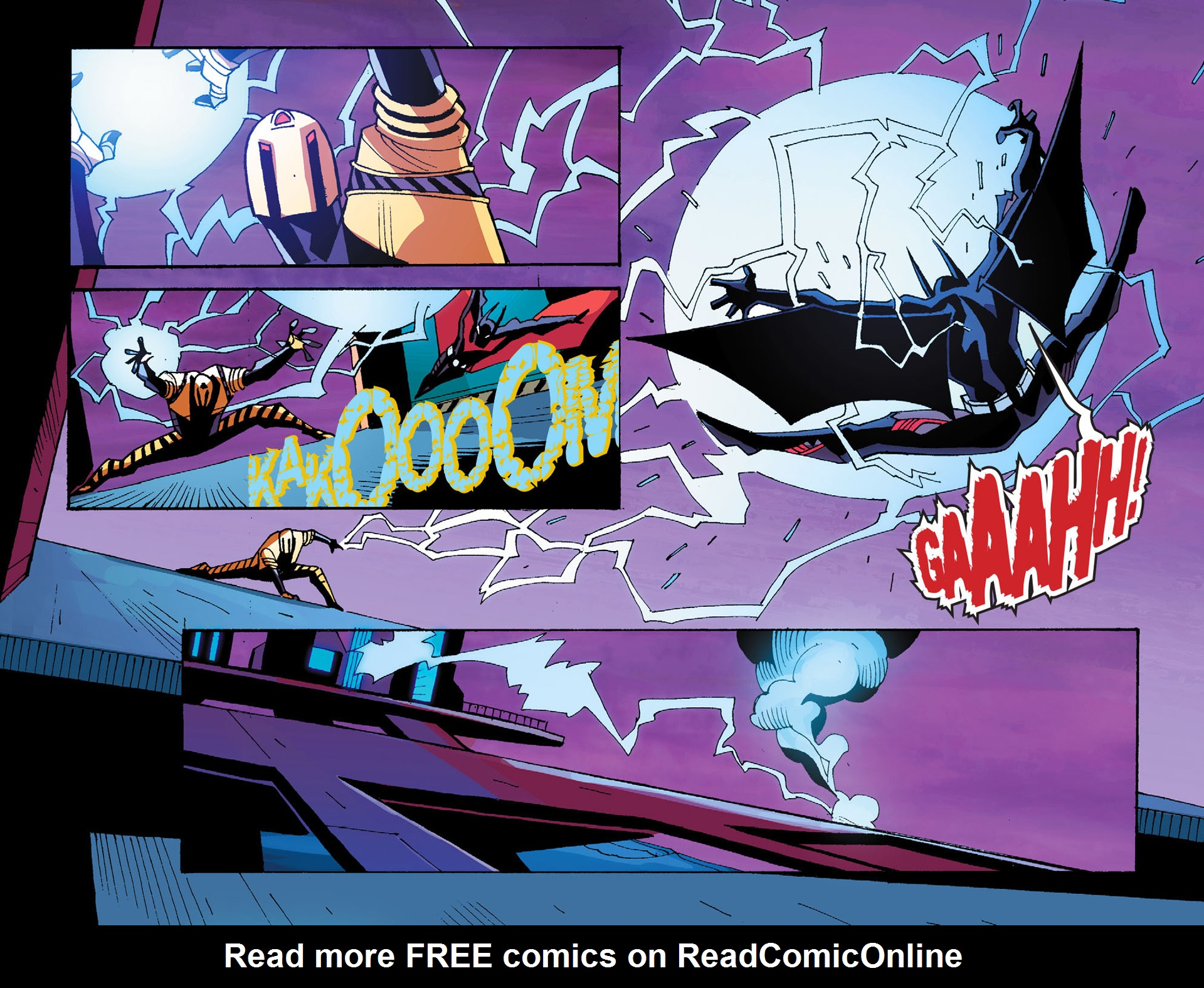 Batman Beyond 2.0 Issue #5 #5 - English 21