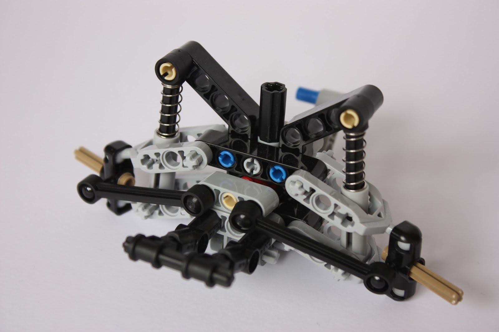 Just Another Lego Blog Review Lego Technic 9392 Quad