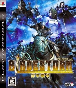 [PS3] Bladestorm: The Hundred Years' War [ブレイドストーム 百年戦争] (JPN) ISO Download