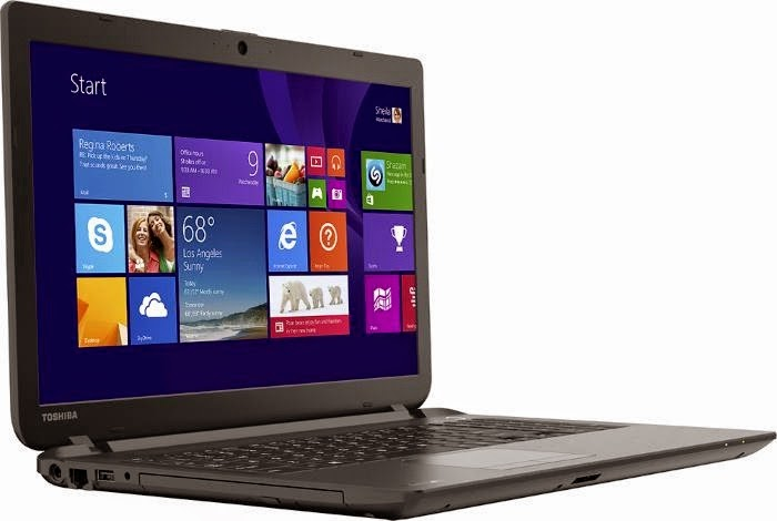 Harga dan Spesifikasi Laptop Toshiba Satellite C55-B5302