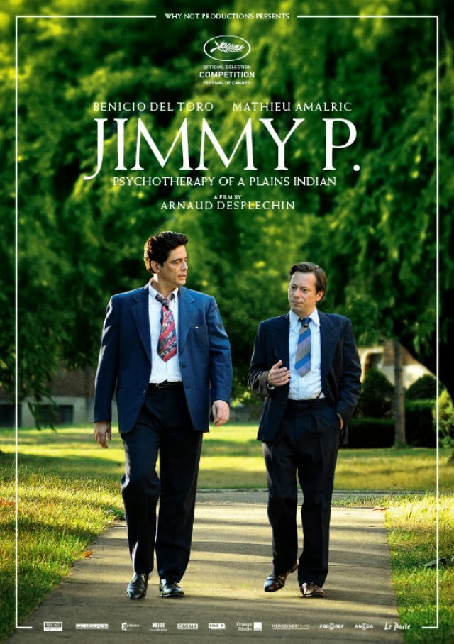 La película Jimmy P.