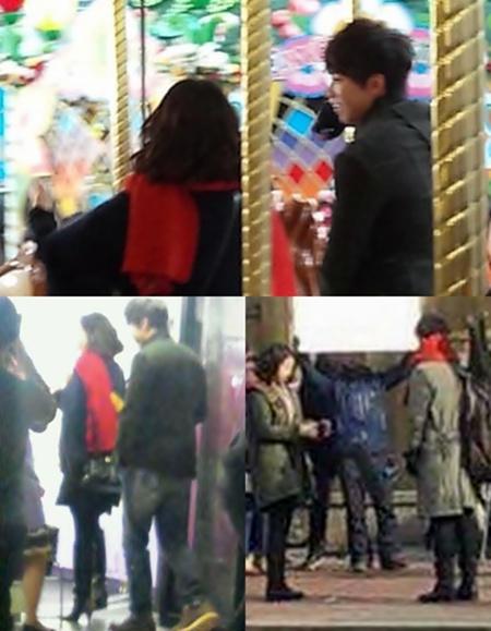 Lee Seung Gi Dan Yoona Dating