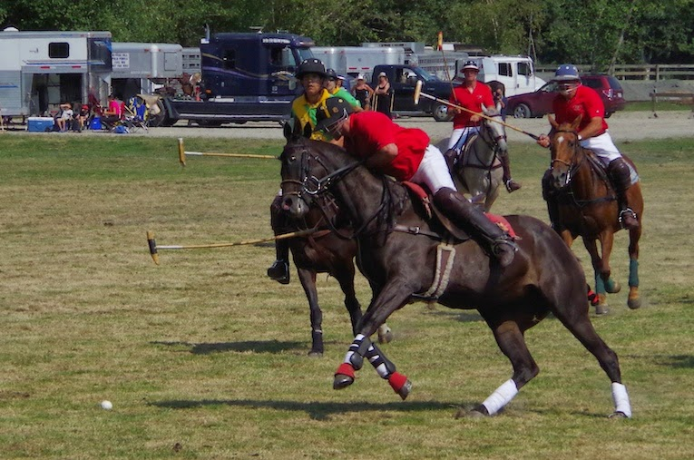 Polo at The Southlands Cup: BTBU