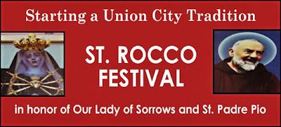St Rocco Church Union City Facebook