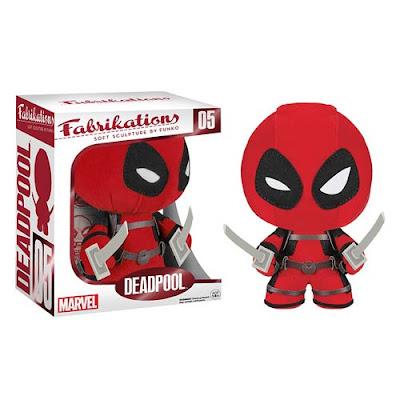 Marvel Deadpool Fabrikations Plush Figure by Funko