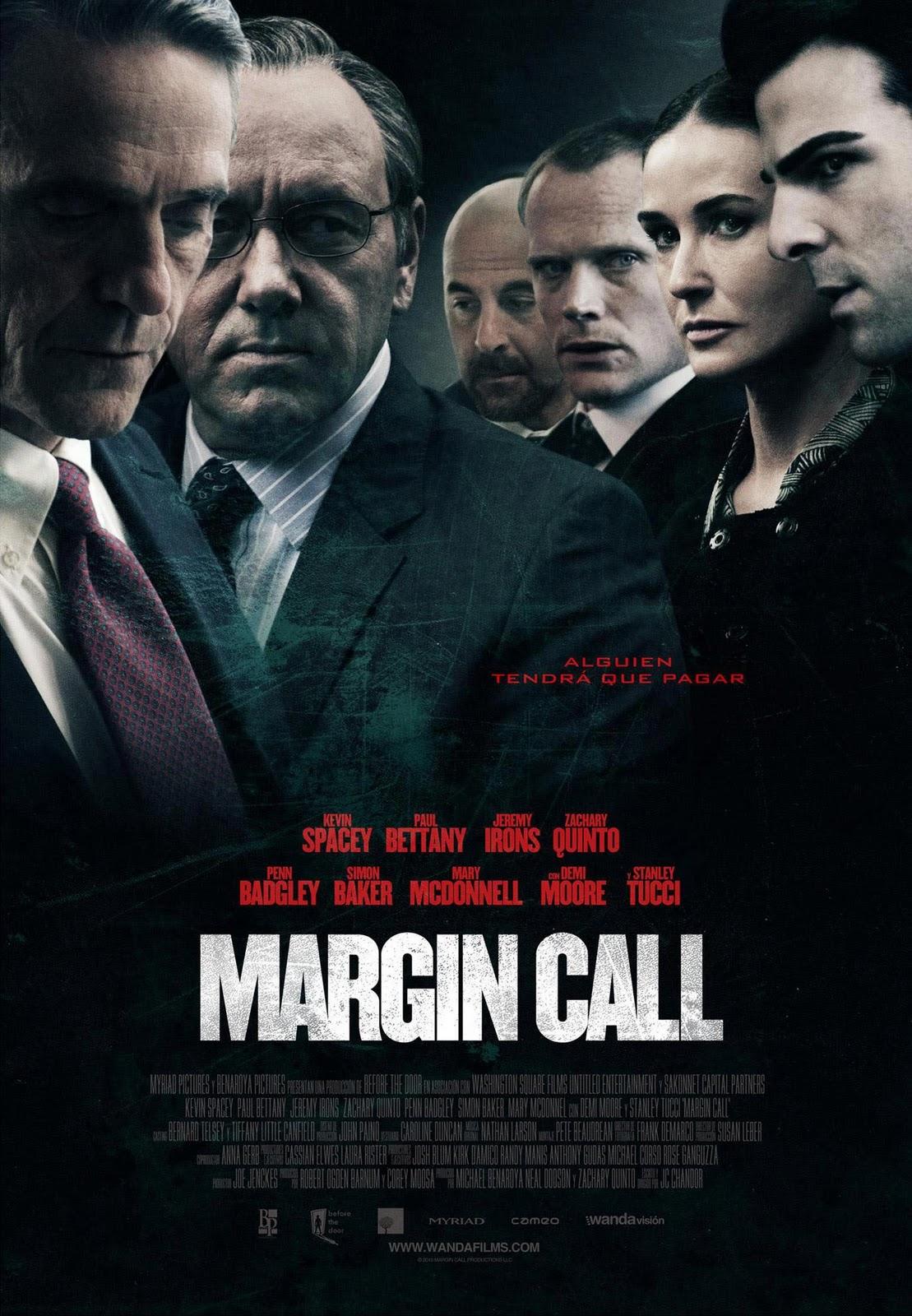 margin call movie analysis