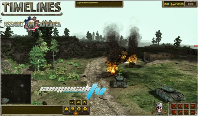 Timelines Assault On America PC Full