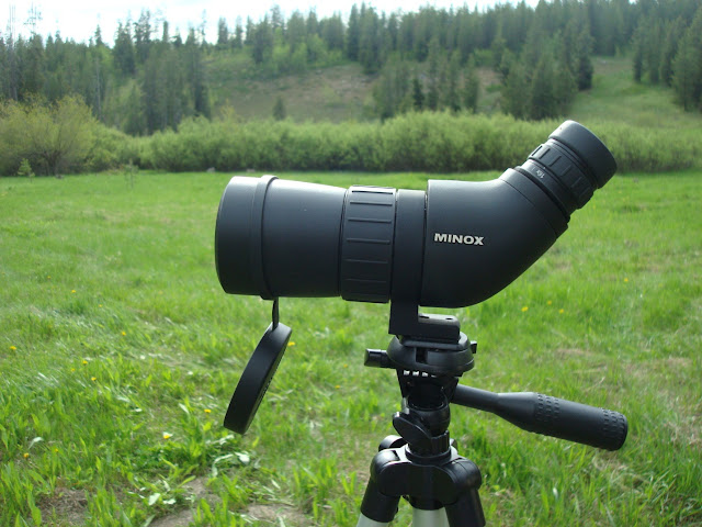 Minox Spotting Scope MD50W