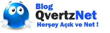 QvertzNet | Herşey Açık ve Net !