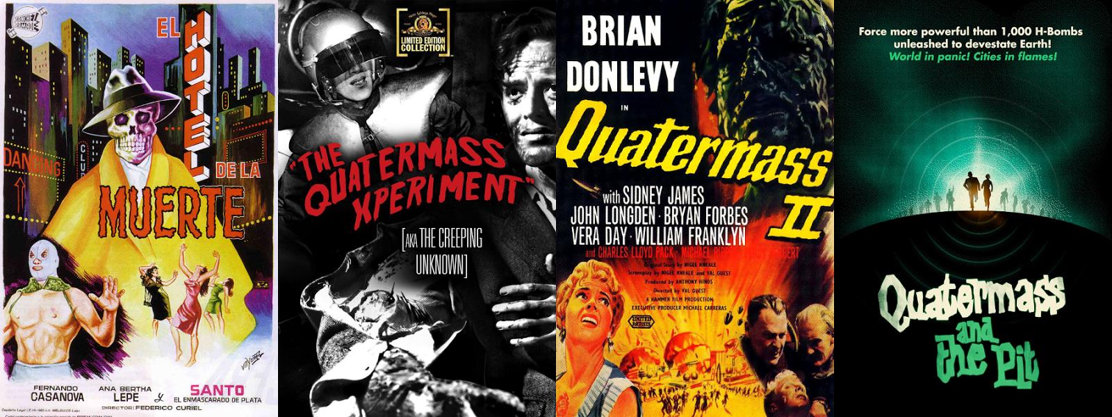 the quatermass xperiment 1955