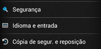 traduzir android para português