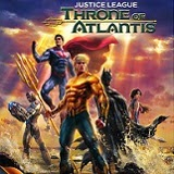 Own Justice League: Throne of Atlantis on Blu-ray Combo, DVD & Digital HD on 1/27!