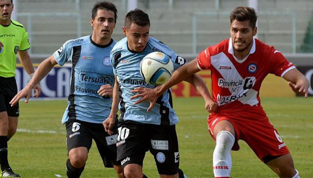 belgrano de cordoba 2 argentinos uniors 1 - fecha 16 temporada 2015 - noticias belgrano de cordoba
