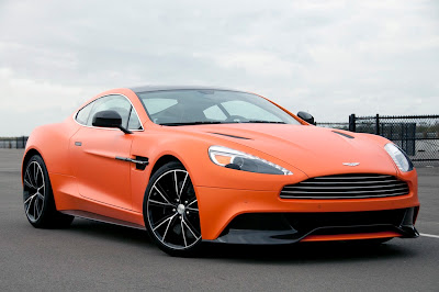Introducing the 2014 Aston Martin Vanquish
