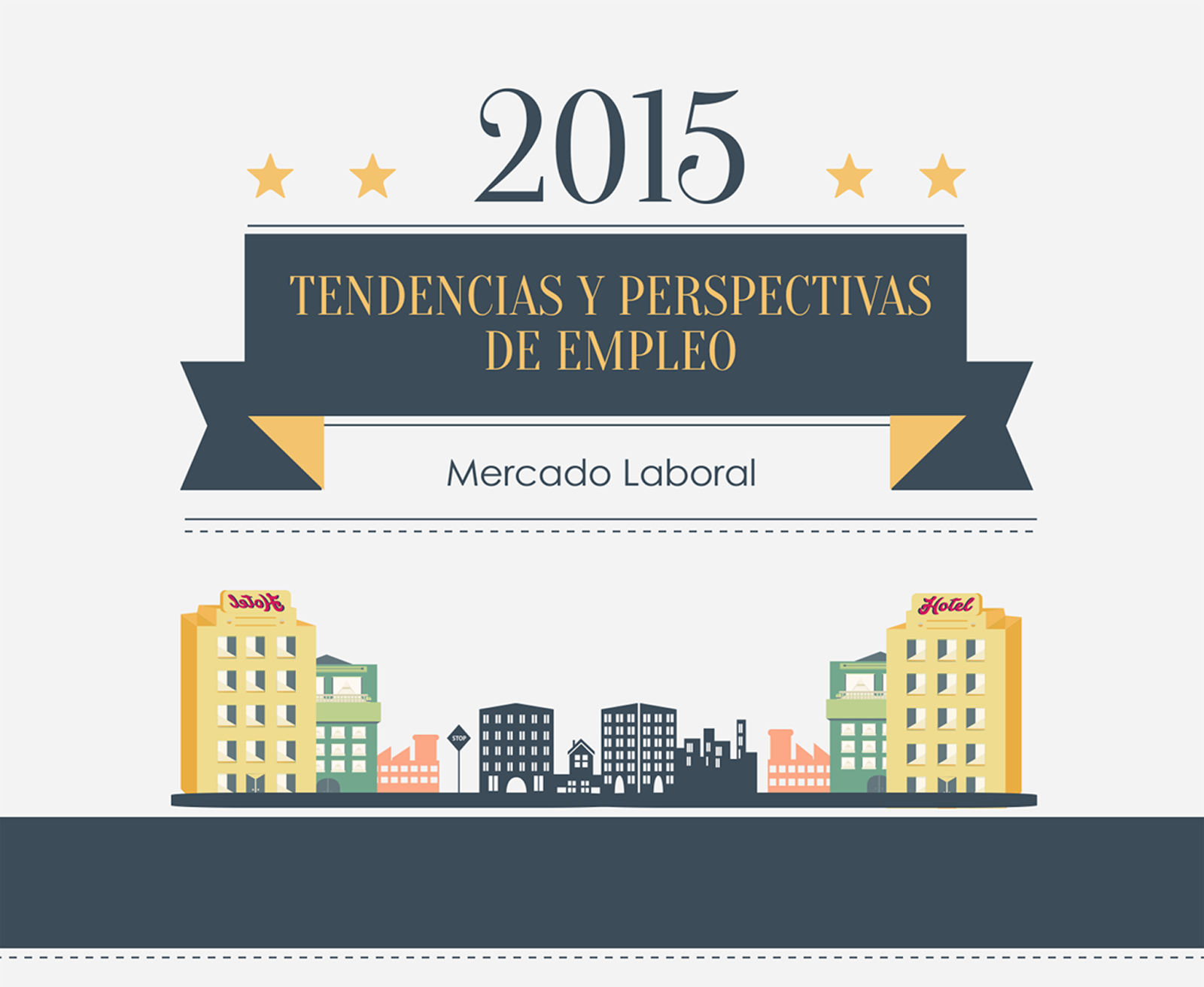 Tendencias empleo 2015