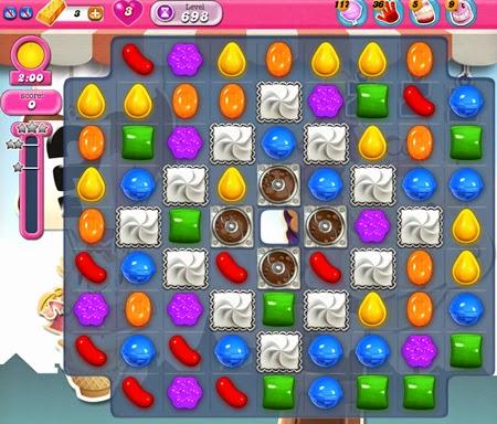 Candy Crush Saga 698